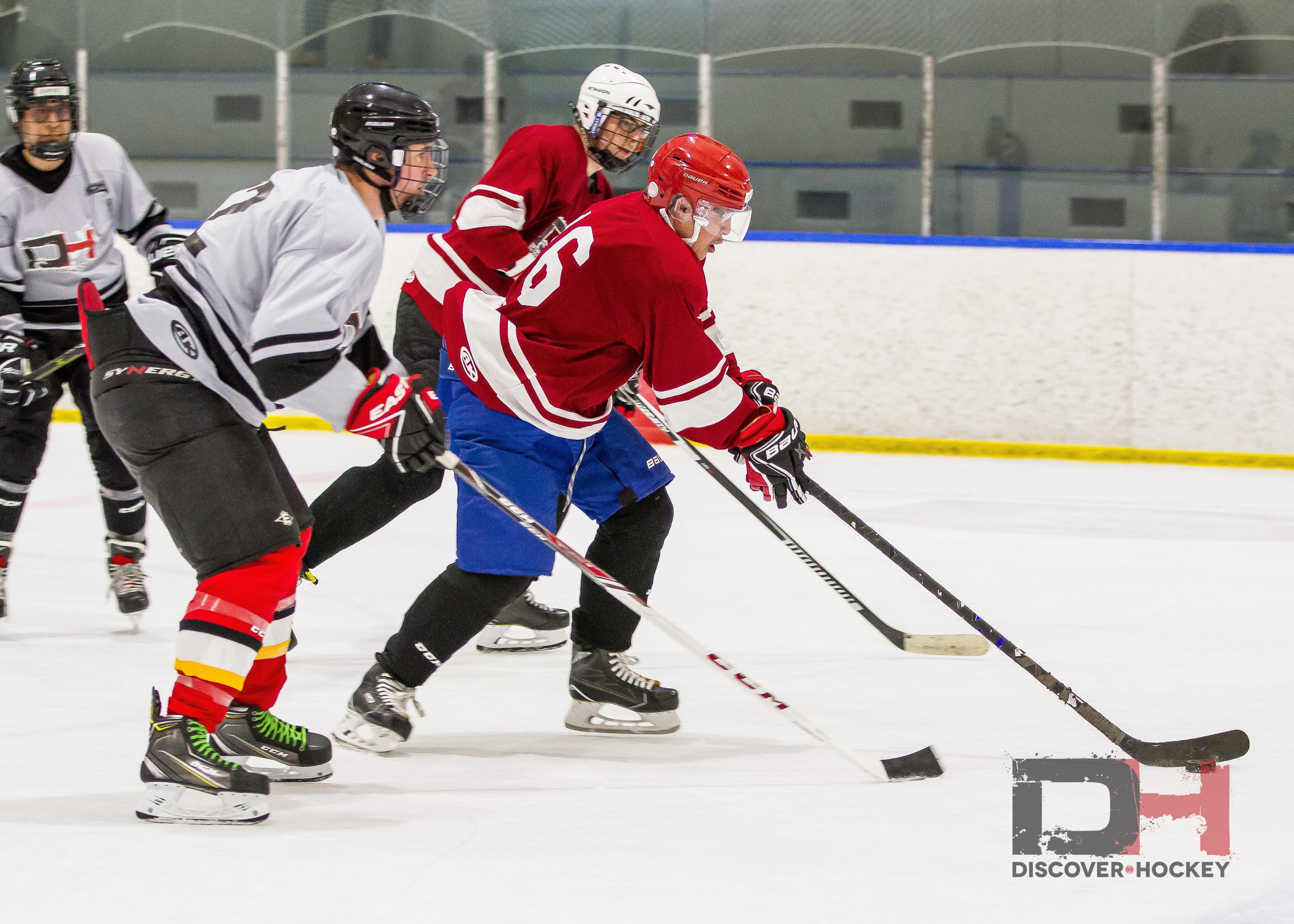 Massage adult beginner hockey nude